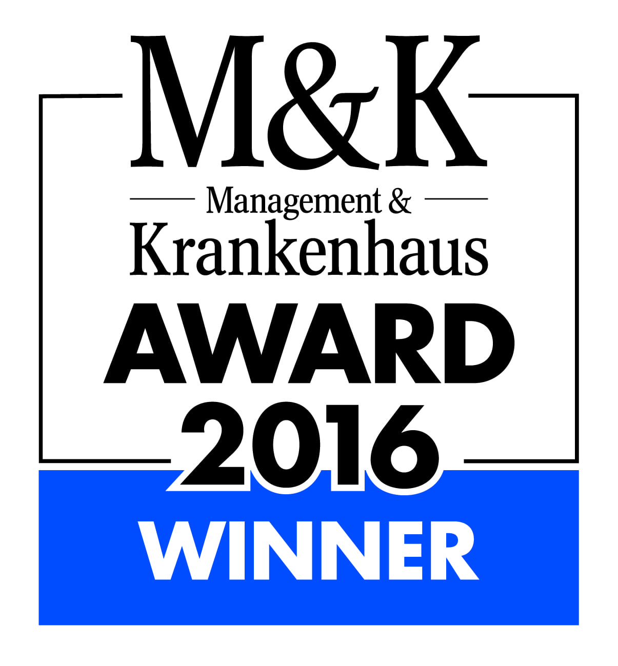 Award der M & K 2016
