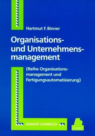 Organisations- und Unternehmensmanagemen