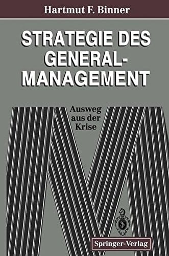 Buch Strategie des General Management
